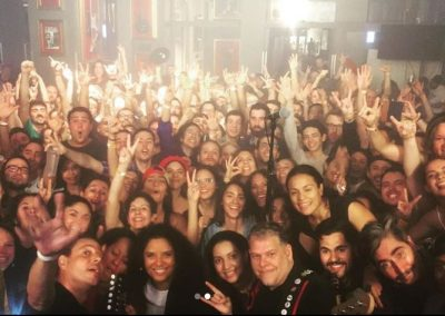 Desorden Publico @ Hard Rock Cafe